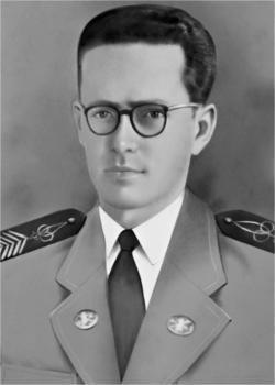 <strong>Ten Cel PM Oscar José de Sá</strong><br /> 1946 - 1946<br />
