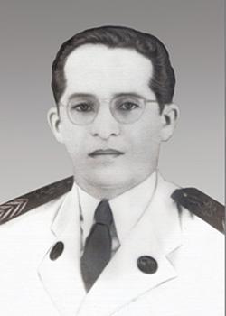 <strong>Ten Cel Alfredo Coelho de Souza</strong><br /> 1933 - 1937<br />