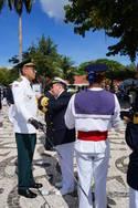 Chefe da Casa Militar é Condecorado